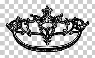 Crown Headgear Clothing Accessories Symbol White PNG