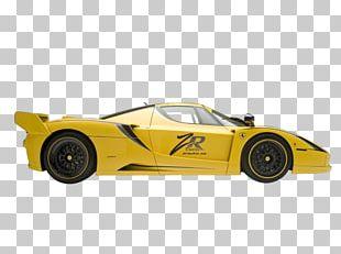 Enzo Ferrari Ferrari FXX Car PNG
