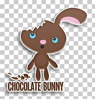 Rabbit Easter Bunny Hare Chocolate Bunny PNG