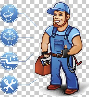 Professional Home Repair Workers PNG