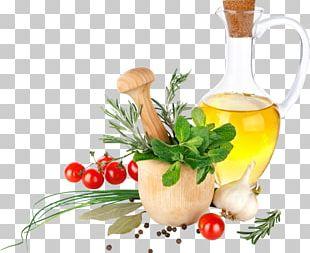 Vegetable Oil Olive Oil Garlic PNG