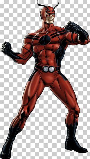 Hank Pym Wasp Ant-Man Ultron Darren Cross PNG
