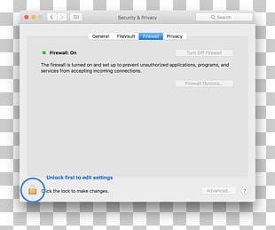 Macintosh App Store MacOS Sierra Computer Security PNG