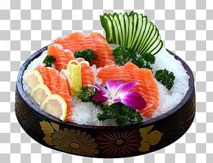 Sashimi California Roll Arctic Sushi Smoked Salmon PNG