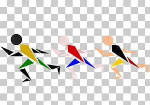 Track & Field Running Sprint PNG