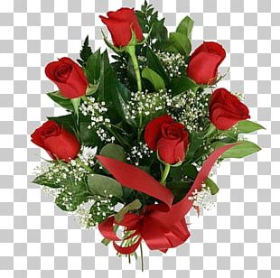 Flower Bouquet Floristry Rose Flower Delivery PNG