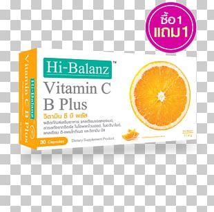 Vitamin C Dietary Supplement Vitamin E B Vitamins PNG