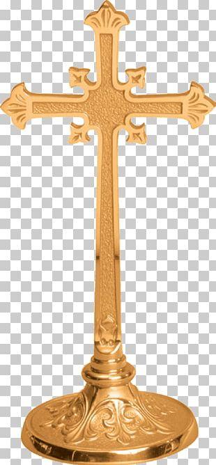 Altar Crucifix Cross Church PNG