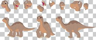 The Land Before Time Character Fan Art YouTube PNG
