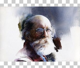 Watercolor Painting Art Drawing Portrait PNG