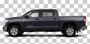 2018 Toyota Tundra 2017 Toyota Tundra CrewMax Pickup Truck Four-wheel Drive PNG
