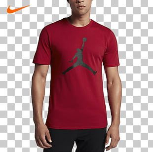 T-shirt Jumpman Air Jordan Clothing Shoe PNG