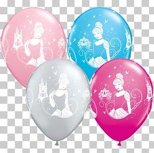 Cinderella Rapunzel Disney Princess Toy Balloon PNG