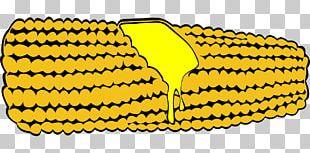 Corn On The Cob Candy Corn Maize Sweet Corn Corncob PNG