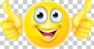 Emoticon Emoji Smiley Like Button PNG