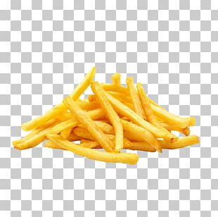 Fast Food French Fries Junk Food Fried Chicken PNG