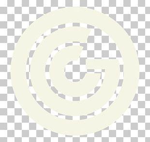 Recessed Light Circle LED Lamp Design PNG