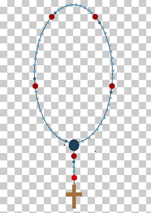 Rosary Prayer Beads PNG