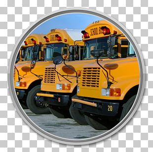 School Bus Student School District PNG