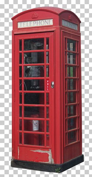 Telephone Booth Red Telephone Box Payphone Voice Over IP PNG