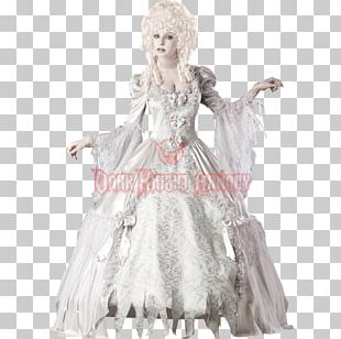 Ghoul Halloween Costume Ghost PNG