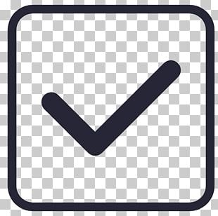 Check Mark Computer Icons Font PNG