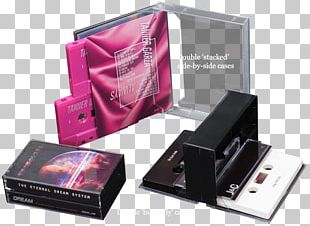Compact Cassette Mixtape Box Set Sound Recording And Reproduction PNG