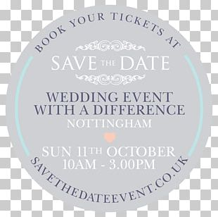 Save The Date Font PNG