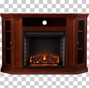 Electric Fireplace Electricity Fireplace Mantel Heater PNG