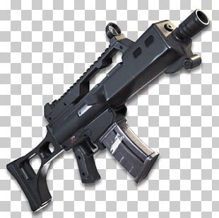 Fortnite Battle Royale PlayStation 4 Weapon Submachine Gun PNG