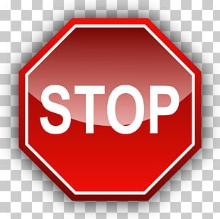 Stop Sign Traffic Sign Regulatory Sign PNG