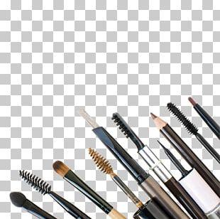 Kohl Pencil Eye Liner Cosmetics Coloring Book PNG