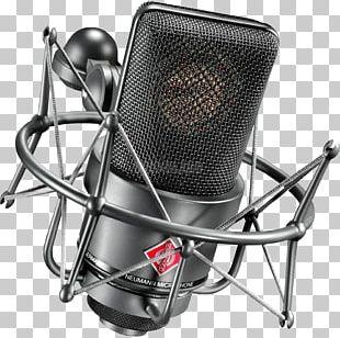Microphone Georg Neumann Recording Studio Studio Monitor Cardioid PNG