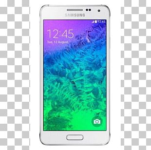 Samsung Android Smartphone 4G Telephone PNG
