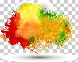 Ink Color PNG