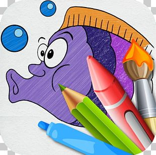 Coloring Book Child Drawing PNG