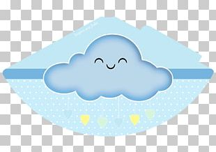 Rain Blessing Label Baby Shower Boy PNG