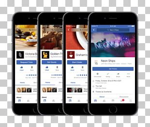 Facebook Take-out Delivery Restaurant Online Food Ordering PNG