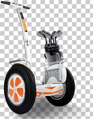 Wheel Electric Vehicle Scooter Segway PT Car PNG