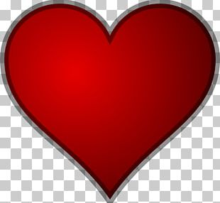 Heart Shape Valentines Day Love PNG