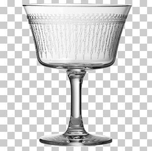 Wine Glass Fizz Cocktail Champagne Glass PNG