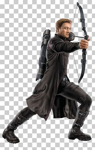 Hawkeye Front PNG