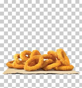Onion Ring Hamburger French Fries Chicken Nugget Whopper PNG