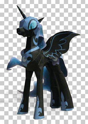 Princess Luna Paper Model Pony Princess Celestia PNG