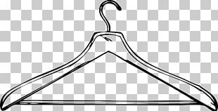 Clothes Hanger Coloring Book PNG