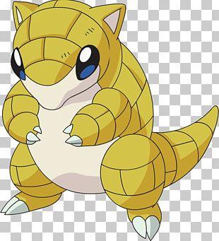 Pokémon GO Pokémon X And Y Pokémon Sun And Moon Sandshrew PNG