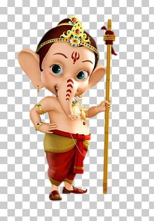 Shiva Krishna Ganesha Modak PNG