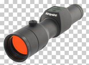 Aimpoint AB Red Dot Sight Telescopic Sight Reflector Sight PNG