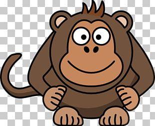 Chimpanzee Primate Ape Monkey PNG