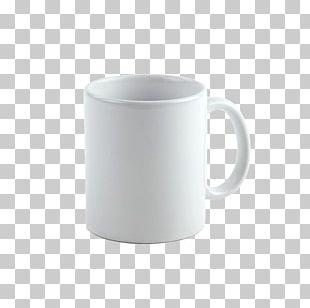 Coffee Mug Ceramic Sublimation Heat Press PNG